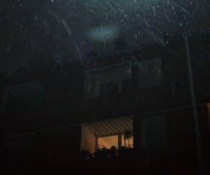 background, black, and night image