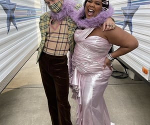lizzo and harry syles image