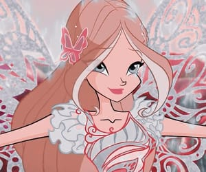 flora, icons, and winxclub image