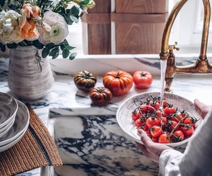 aesthetic and tomato image