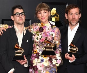 folklore, Taylor Swift, and grammys image