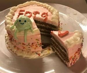 cake, lolita, and cottagecore image