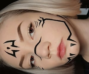 anime, graphic, and liner image