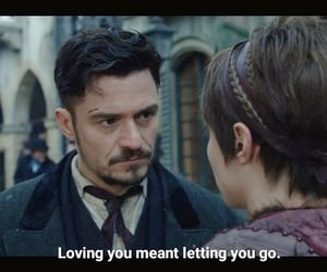 letting go, orlando bloom, and television image