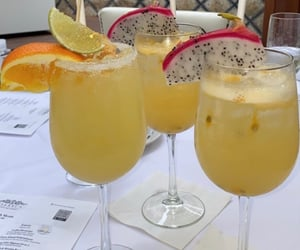 Cocktails and drinks image