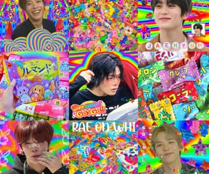colourful, kpop, and moodboard image