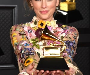 Taylor Swift, grammys, and folklore image