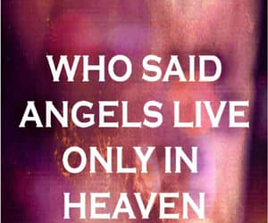 angels, heaven, and love. missyou image