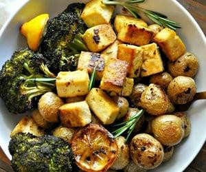 broccoli, tasty, and roast image