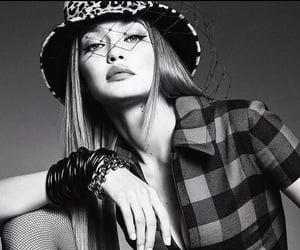 gigi hadid, fashion, and model image