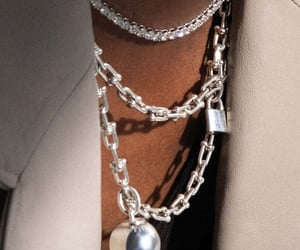 accessories, chain, and jewellery image