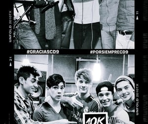 black and white, coder, and boyband image