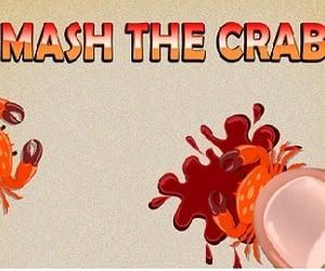 crab, finger, and smash image
