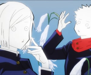 anime, nobara, and jujutsukaisen image
