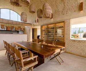 kitchen, mexican, and architecture image
