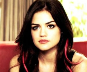 pretty little liars, aria montgomery, and rp image