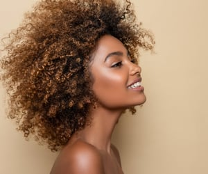 beauty, complexion, and healthy lifestyle image