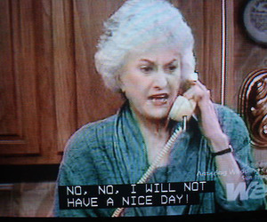 golden girls, quote, and subtitles image