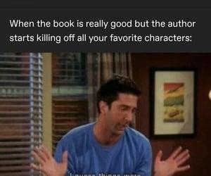 book, lol, and meme image