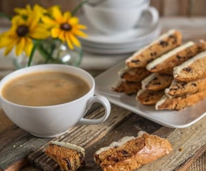 biscuits, coffee, and sweets image
