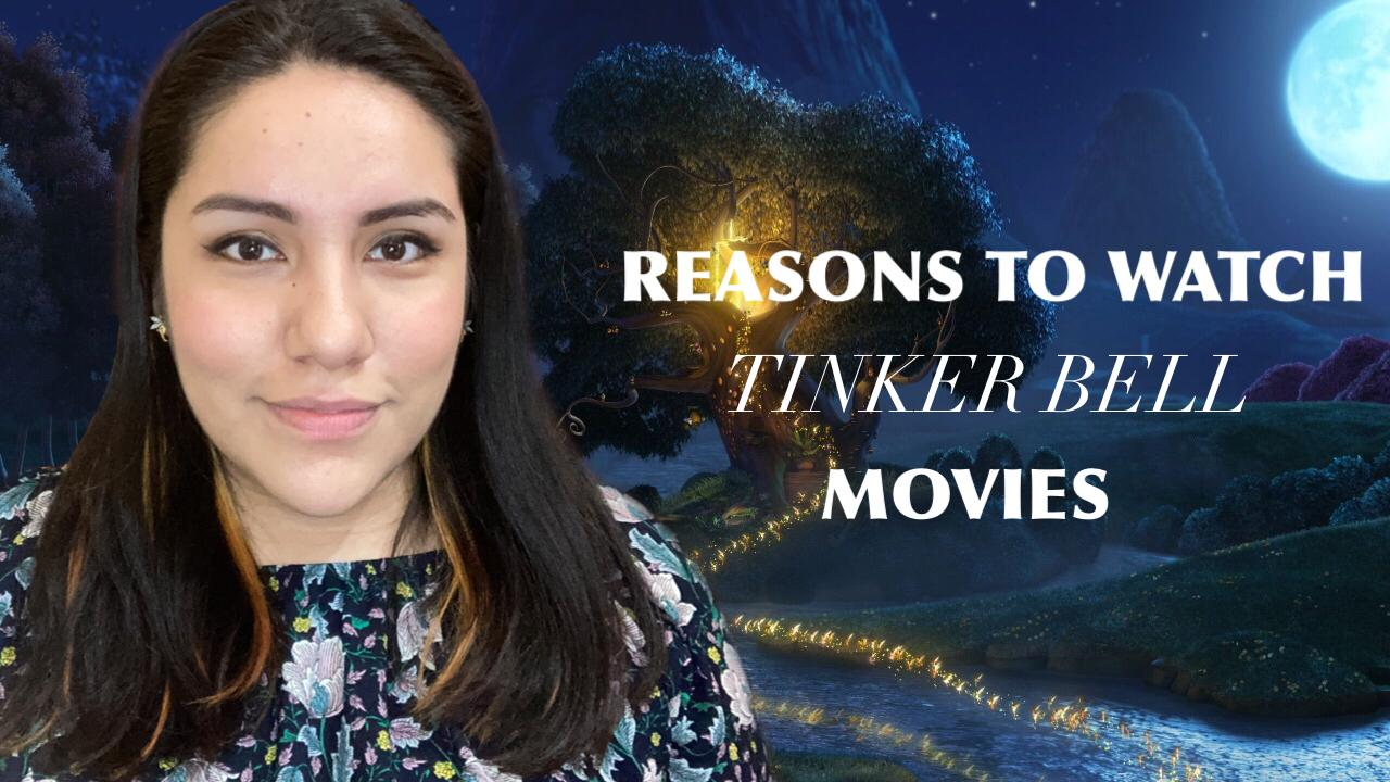 article, disney, and tinker bell image