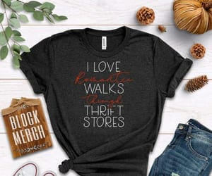 romantic, stores, and t-shirt image