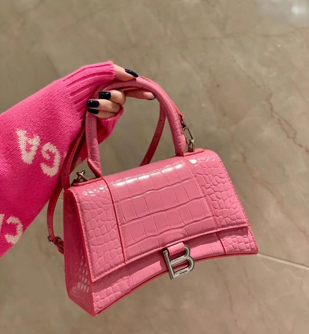 bag, Balenciaga, and Logo image