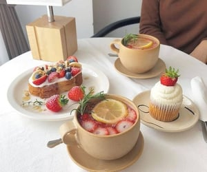 food, aesthetic, and sweet image