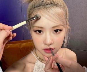 girls, kpop, and make-up image