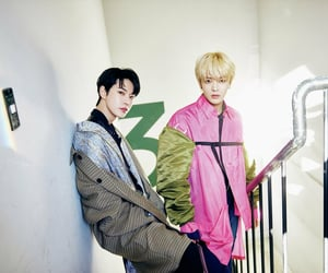 doyoung, nct 127, and nct image