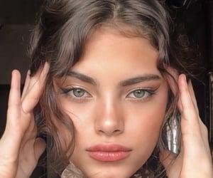 beautiful, model, and photo image