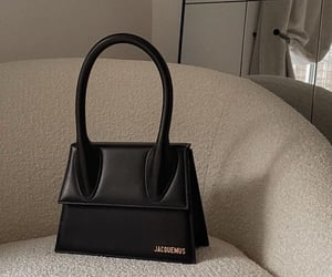 black bags and jacquemus image