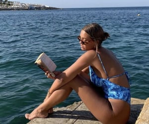 aesthetic, beauty, and book image