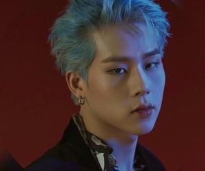 aesthetic, kpop, and jooheon image