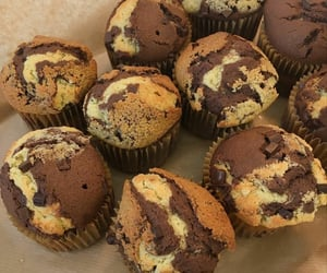 chocolate chip, food, and snack image