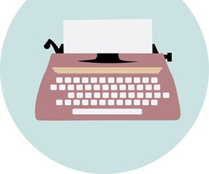 highlight and maquina de escribir image