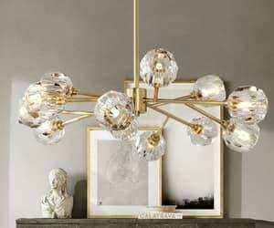 crystal chandelier light image