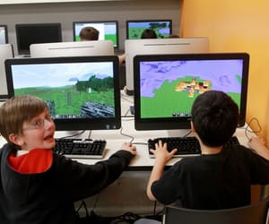 minecraft, technographx, and learntocode image