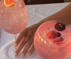 drink, style, and summer image