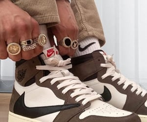 nike, archive, and sneakers image