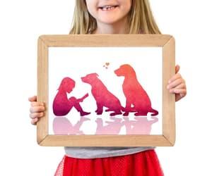 etsy, pit bull, and nursery decor image