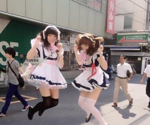 asian, japenese, and jump image