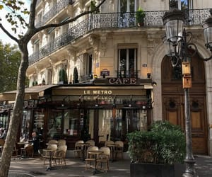 aesthetic, paris, and background image
