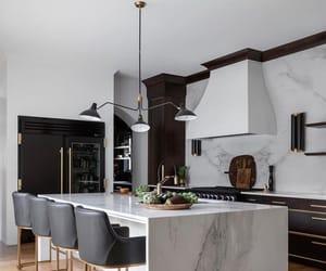 home decor, interior design, and kitchen image