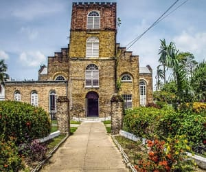 Belize, cathedral, and travel image