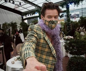 Harry Styles, grammys, and style image
