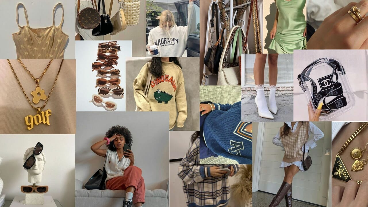 article, fashion, and girly outfits image
