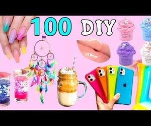 beauty, diy, and fake nails image