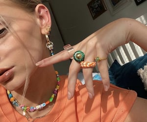 accessories, fashionista fashionable, and jewellery image