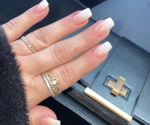 fresh, gel, and nails image